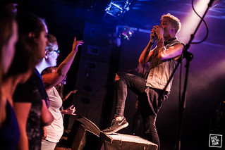 12.05.16 // Coldrain at Trix, Antwerp // Shot by Nikki Lucy