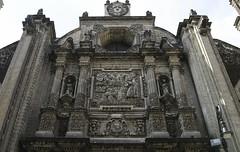 Facade of La Profesa (Lawrence OP) Tags: stone facade mexicocity laprofesa oratorian