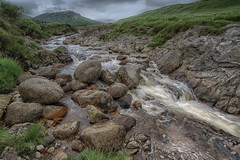 Rivers of Arran (Andrew Henning Photography) Tags: mountains river landscape scotland waterfall ngc arran