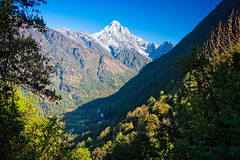 Lukla, Nepal (CamelKW) Tags: nepal himalayas lukla mounteverest 2016 everestarea everestpanoram khumbuarea