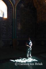 Esfahan Sheikh Lotfollah mosque (10b travelling / Carsten ten Brink) Tags: persian asia asien iran middleeast persia mosque asie iranian esfahan sheikh isfahan 2014 masjed neareast moyenorient lotfollah naherosten mittlererosten tenbrink masjedesheikhlotfollah carstentenbrink westernasia iptcbasic 10btravelling ahahabbas