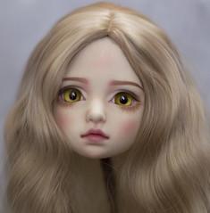 commission 6/17 (Catfishy2u) Tags: ball flora doll mind bjd dim commission jointed