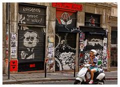 Lyon Mai 2016 (Morshu69) Tags: street city sky cloud house canon lyon ciel 69 nuage tamron rue ville urbain rhone croixrousse