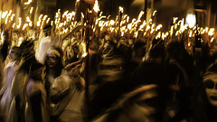 IMA_8270 Nightmare (3) (foxxyg2) Tags: carnival easter torches parade greece procession greekislands torchlightparade cyclades naxos islandhopping islandlife lambadofories