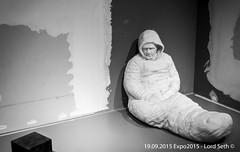 Expo 2015 @Milano (Lord Seth) Tags: 2015 d5000 lordseth bw biancoenero espozioneuniversale expo italy milan milano nikon padiglioni svizzera