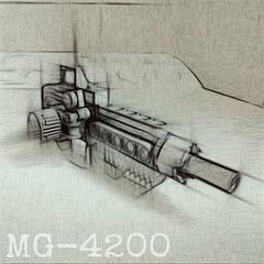 R&D Machine Gun Concept (Marco Marozzi) Tags: gun lego machine weapon marco mecha moc marozzi legodesign legomech