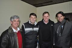 Secretrio no lanamento da campanha do candidato Betiolo em Candiota (Lucas Redecker) Tags: lucas sme secretrio candiota redecker