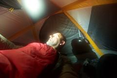 Good night ! (Samuel Raison) Tags: montagne nikon vercors tente mountainhardwear hautsplateauxduvercors nikond2xs nikond3 mountainhardweartrango31 nikon41635mmafsgvr nikon4200400mmafsgvr