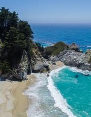 (Duncan Howard) Tags: ocean california usa art america landscape photography one 1 coast big nikon highway pacific falls pch sur mcway
