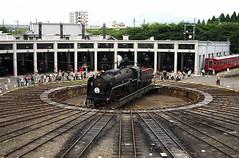 Kyoto Railway Museum (huzu1959) Tags: japan museum kyoto railway a7ii sonya7ii alpha7ii alphaa7ii
