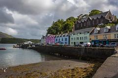 Portree Harbour (Alex_Wyatt_Photos) Tags: colour skye scotland harbour portree