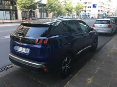 New Peugeot 3008 - 2016