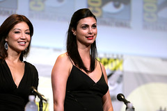 Ming-Na Wen & Morena Baccarin (Gage Skidmore) Tags: connie nielsen ming na wen morena baccarin melissa benoist nathalie emmanuel tatiana maslany lucy lawless san diego comic con international california convention center ew entertainment weekly women who kick ass