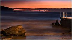 Curl Curl Sunrise June 14 3 (seasonleban) Tags: sea rock sunrise sand australia nsw curlcurl