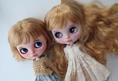 Junie Moonie Cutie (k07doll) Tags: bigeyes doll sweet blythe custom cubby blythedoll rbl customblythe blythecustom k07 k07doll