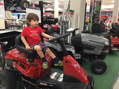 Last Picture of My Day #2079 (billycalzada) Tags: children toddlers lawn mower kids last picture day calzada