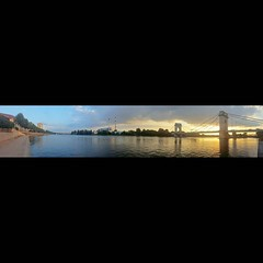 Night & Day #Alfortville #panorama (Samyra Serin) Tags: night day alfortville panorama 2016 samyraserin samyra008 samsung galaxy s6 ifttt instagram phoneography