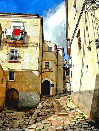 San Giovanni Rotondo,Il Borgo antico, The Ancient village