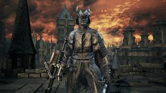 Bloodborne - Retired Hunter Djura (Marco Hazard) Tags: screenshot gun bunker pile skate driver hunter gatling bloodborne djura yharnam bunderbass