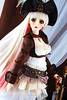 ~ Sophia ~ (1000 No Kotoba) Tags: pink white hot sexy rose skulls cool shoes aqua doll pirate bjd dollfie 13 limited fairyland sophia busty celine steampunk gunblade steamage fullset feeple dollfairyland feeple60