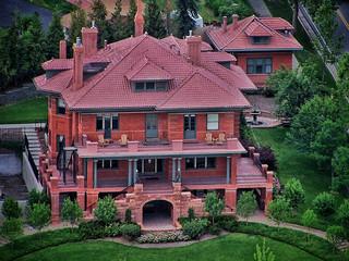 Salt Lake City Utah ~ Woodruff-Riter House ~ Historical Mansion