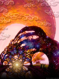 LARRY CARLSON, Fox Hollow, 2015.