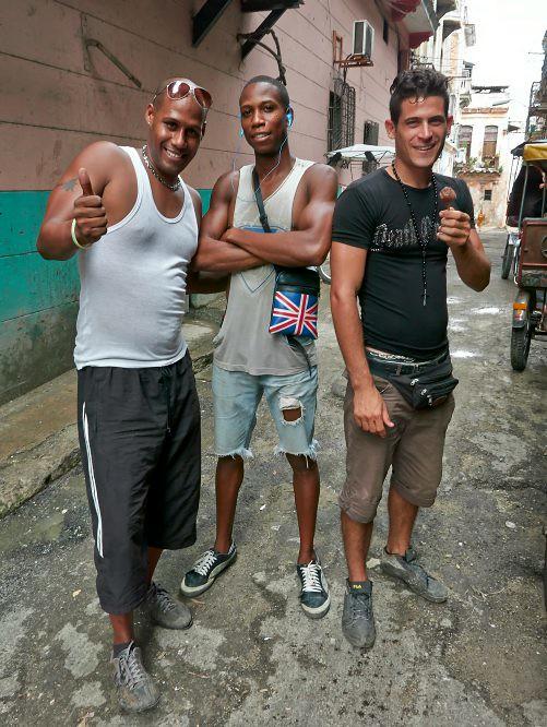 Caribbean guys
