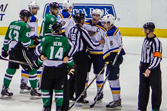Captains (gavTEK) Tags: hockey stars nhl dallas texas stlouis blues missouri aac dallasstars stlouisblues americanairlinesarena nationalhockeyleague dallasstarshockey gavtek