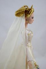 Wedding Cinderella 17'' Doll - LE 500 - Japan Disney Store - Deboxed - Standing - Midrange Left Side View (drj1828) Tags: wedding japan standing doll ebay cinderella purchase limitededition disneystore 17inch le500 deboxed liveactionfilm disneyfilmcollection