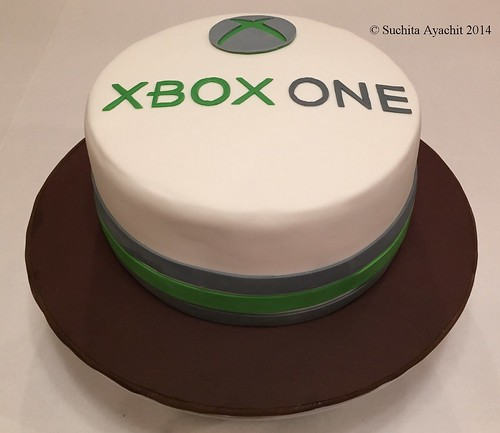 Xbox One Cake A Photo On Flickriver