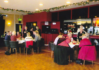 Dec 2012 Christmas Lunch 01