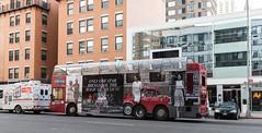 HH7_3005 (damienmc3) Tags: new york nyc usa newyork bus art 35mm advertising nikon sigma d750 42nd 42ndstreet 2015 grayline sigmaart