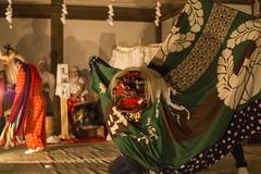 / Kagura Dance at Kasuga Shrine (kimtetsu) Tags: japan shrine  nara kagura  kasugashrine  narapark