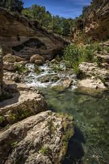 Salto de Usero (Bajada Ro Mula). (*Alphotos) Tags: naturaleza ro agua natura murcia salto cascada airelibre bullas alphotos usero romula