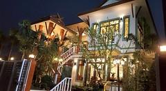 หน้าร้านทะเลทิพ คลองสี่ ธัญบุรี ร้านซีฟู้ดแนะนำ