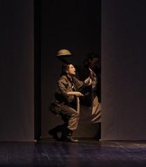 il soldato (Compagnia Centrale dell'Arte) Tags: resistenza 25aprile teatroscuola francofortini teatrocivile ilsoldato lauraforti mariondamburgo