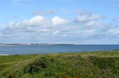 Rocky Island sea and sky (DavidWF2009) Tags: sea northumberland seatonsluice rockyisland