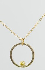 14k Gold filled Topa (alaridesign) Tags: november by mom gold necklace mothers filled 14k topaz birthstone alaridesign