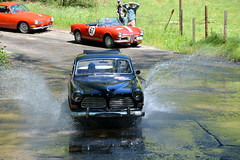 DSC_7035 (rat_fink) Tags: car vintage drive volvo amazon fjord 122 2016 122s watercrossing snowballrally snowballrally2016