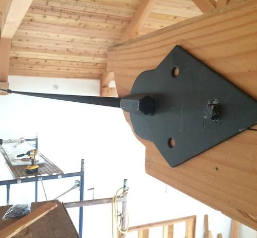 Installing Custom Turnbuckles