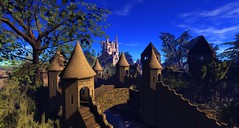 View from Ebonshire (Wildstar Beaumont) Tags: sl secondlife reverie 2016 winterfell ebonshire