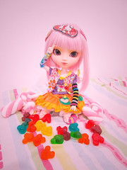[Vodka gummy bear? part 1 - ?] (nakapinata) Tags: doll groove pullip obitsu papin 27cm