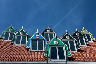 Charming Dutch architecture