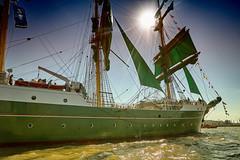 Sailship Alexander von Humboldt II (michaelbeyer_hh) Tags: sailship alexanderhumboldtii