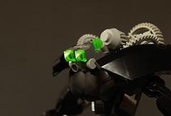 Maskless - Side (Maqdaddio) Tags: robot lego bionicle mecha moc bzpower onua