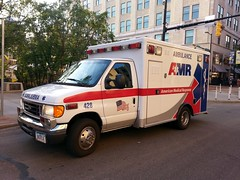 American Medical Response (AMR) Ambulance (Seluryar) Tags: american medical response amr ambulance medic paramedic emergency ford van