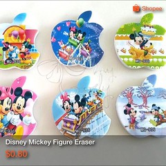 Price non negotiable   Having a     bash?  @@ OhMyGoody wide range of varieties & goodies www.facebook.com/ohmygoodyOMG  Send queries to:- Ohmygoody@hotmail.com SMS / Whatsapp us @ 8587 2385 for more details.   Singpost (Oh My Goody) Tags: children square eraser disney mickey gift squareformat mickeymouse present minnie minniemouse birthdaygift stationery birthdaypresent goodiebag presentforkids iphoneography instagramapp uploaded:by=instagram greatgiftforkids ohmygoody
