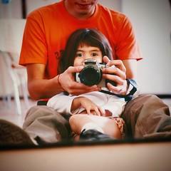 Paula Andrea, the #mirror and #me #Self #Play #Kid #Instalike #instacool #people #Life #366Days #Canon300D #Canon #vscogram #vsco #kidsarefunny #1855mmlens #lookup #picoftheday () Tags: life people me self canon kid play canon300d lookup picoftheday kidsarefunny 1855mmlens 366days vsco instagram ifttt instalike instacool vscogram