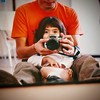 Paula Andrea, the #mirror and #me #Self #Play #Kid #Instalike #instacool #people #Life #366Days #Canon300D #Canon #vscogram #vsco #kidsarefunny #1855mmlens #lookup #picoftheday (クロニリャ) Tags: life people me self canon kid play canon300d lookup picoftheday kidsarefunny 1855mmlens 366days vsco instagram ifttt instalike instacool vscogram