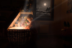 chest of treasure (erwann.martin) Tags: baby moon beautiful children toy toys nikon child treasure chest d750 ligth enfant bb nigth erwannmartin